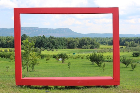 Art In The Orchard, Park Hill Orchard, Easthampton, Massachusetts (Russell Steven Powell photo)